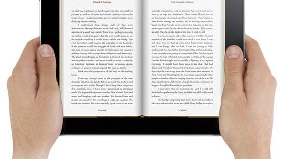 انتشار کتاب های الکترونیکی
