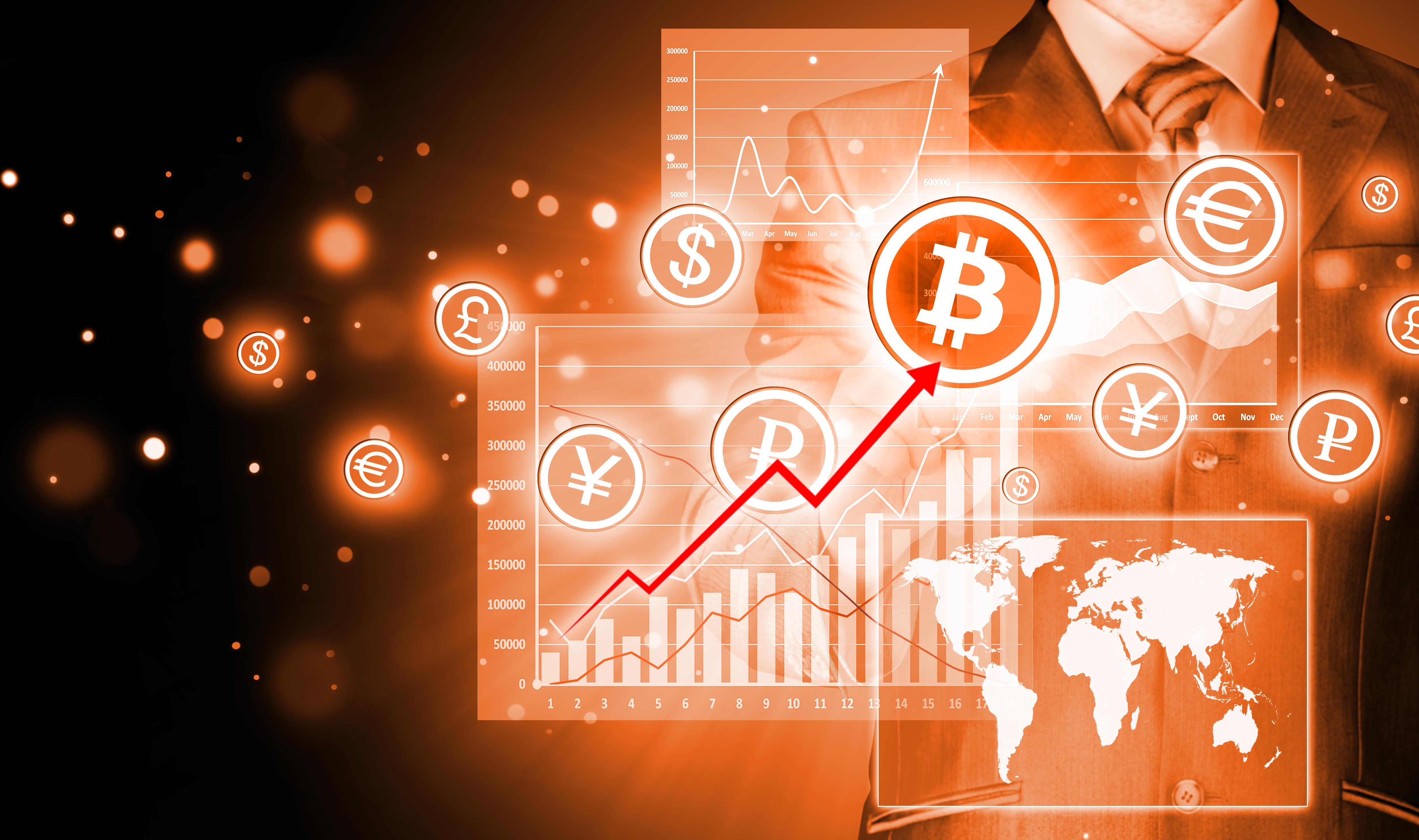 معامله بر روی پول های دیجیتالی